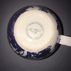 Anthropologie monogram K mug
